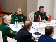 Шойгу анонсировал масштабные учения РФ и Белоруссии с учетом активности НАТО у границ Союзного государства