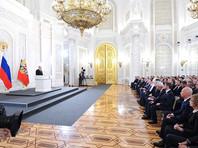 Нюансы, в частности, внешнеполитической части послания, Песков не раскрыл и предложил дождаться самого выступления
