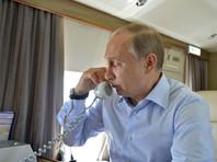 Путин пообщался по телефону с Раулем Кастро