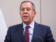 Лавров назвал провокацией вывоз украинскими спецслужбами двух российских военных из Крыма