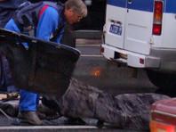На Ленинском проспекте Москвы столкнулись четыре машины, есть жертвы