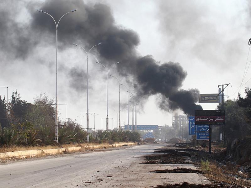 Минобороны инициирует новую гуманитарную паузу в Алеппо