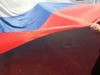 Волгоградская прокуратура поручила полиции снова расследовать сбор мусора в российский флаг