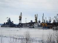При ремонте кораблей Северного флота выявили хищение более 100 миллионов рублей