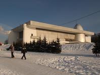 По данным пресс-службы, они несли службу по охране Государственного музея истории космонавтики