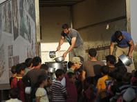 """В Минобороны раскритиковали подход США к гумпомощи для Алеппо: туда не привезли """"ни одной хлебной крошки"""""""