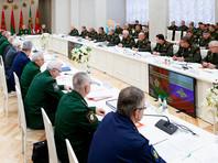 Об этом заявил министр обороны РФ Сергей Шойгу, выступая 2 ноября в Минске на заседании совместной коллегии военных ведомств двух стран