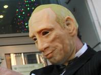 Активиста в маске Путина, задержанного около Кремля, оштрафовали на 300 тысяч рублей