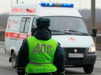 В Петербурге в канаве нашли машину с уснувшими после аварии родителями и их пятилетней дочкой