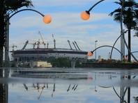 """Напомним, стадион-долгострой """"Зенит-Арена"""" начали возводить в 2008 году. За эти годы его смета выросла почти в семь раз - с 6,7 до 42 млрд рублей"""