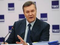 Янукович признал, что негативно относится к выходу Крыма из состава Украины