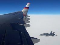 Россия направила Швейцарии ноту в связи с сопровождением истребителями самолета с журналистами