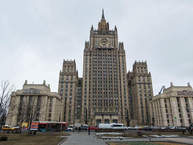 Министерство иностранных дел РФ направило ноту в посольство США в Москве, которая содержит отказ американским дипломатам в допуске к наблюдению на выборах в России