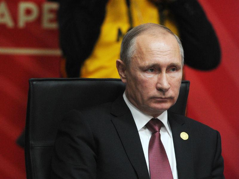 Глава МВФ не смогла помочь Путину советом по активизации российской банковской системы