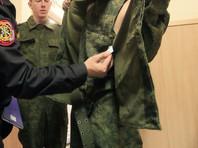 Военных лишат шерстяной одежды и выдадут одну белую рубашку на пять лет