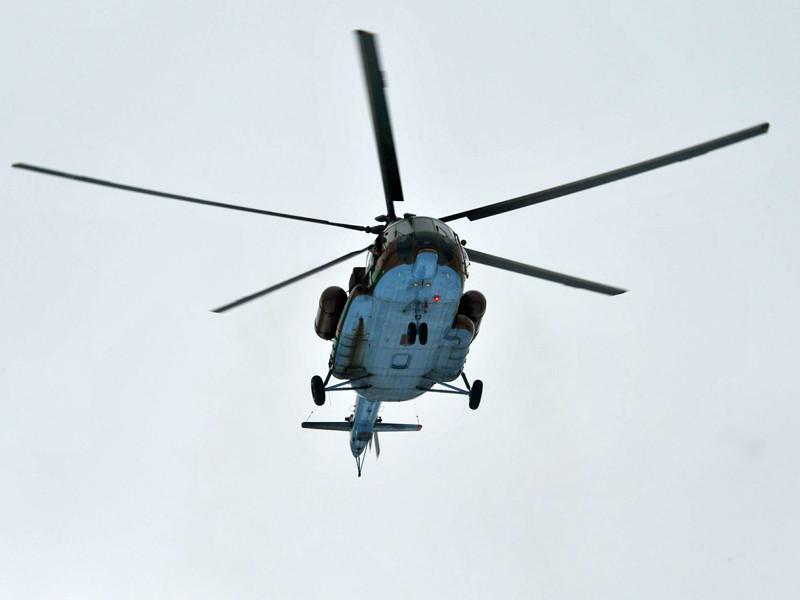 На Ямале экстренно сел вертолет с остановившимся на морозе двигателем