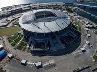 Инспекторы ФИФА, попрыгав на новом поле