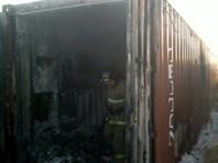 В Тюменской области при пожаре погибли семеро строителей гусятника