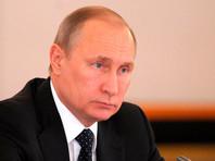 """Путин рассказал о православии как """"составной части души России"""""""