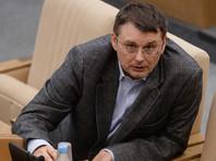 """Думские единороссы решили добиться расследования связи """"Альфа-банка"""" и украинских силовиков"""