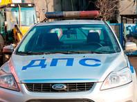 В Красноярске наркоманы на Skoda устроили гонки с полицией и в итоге протаранили машину ДПС (ВИДЕО)