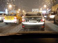 Последствия снегопада в Москве: половина месячной нормы, 900 ДТП и десятки отмененных рейсов