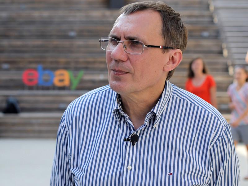 Умер глава российского eBay Владимир Долгов