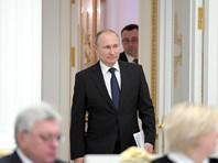 """Президент РФ назвал """"вероломством"""" задержание СБУ российских военных в Крыму"""