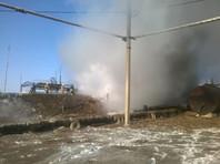 В приамурском Белогорске взорвалась котельная, один человек погиб
