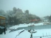 СК начал проверку по факту пожара на складе в Ижевске, где погиб человек