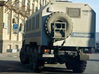 В Москве у здания правительства за чтение вслух Конституции РФ задержаны 15 активистов