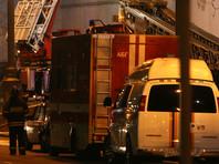 При пожаре на производственной базе в Нижнекамске погибли пять человек