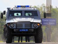 В Башкирии произошел взрыв на территории бывшего арсенала в Урмане