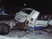 СК: водители попавших в ДТП в ХМАО автобуса и грузовика грубо нарушили правила дорожного движения