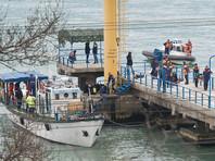 В Минобороны РФ решительно опровергают данные о том, что на телах жертв крушения Ту-154 над Черным морем были спасательные жилеты