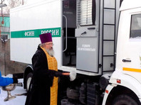 Арестованных будут возить по Москве на освященных автозаках