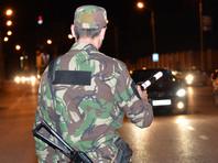 Перестрелку с боевиками в Грозном засняли на ВИДЕО