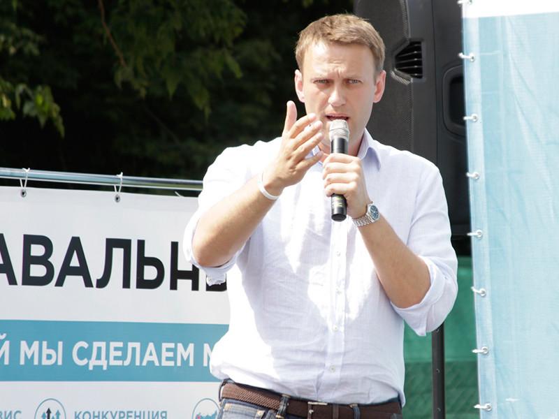 Оппозиционер Алексей Навальный объявил о намерении баллотироваться в президенты РФ