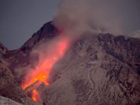 Камчатский вулкан Шивелуч выбросил пепел на высоту 7 километров