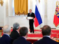 """В этом году президент России Владимир Путин на приеме заявил, что Герои Отечества всегда были и будут в России на самом высоком счету. """"Проходят годы, даже столетия, но их мужество остается в народной памяти"""", - сказал президент"""