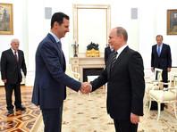 В Кремле надеются, что призывы ввести новые санкции за поддержку Асада останутся лишь разговорами