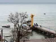 Минобороны определило район поисковой операции в Черном море