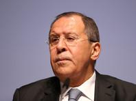 """Лавров назвал """"бреднями"""" обвинения в адрес РФ в попытках дестабилизировать обстановку в Германии"""