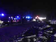 По данным на вечер воскресенья, в ДТП с участием перевозившего детей автобуса, погибли 12 человек, из них 10 - несовершеннолетние