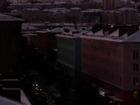 Мурманск остался без света в новогоднюю полярную ночь