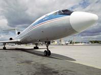 Полеты самолетов Ту-154Б-2, которые эксплуатируются российскими силовыми ведомствами, приостановлены до выяснения причин крушения над Черным морем