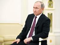 Путин назвал анахронизмом отсутствие мирного договора между Россией и Японией