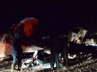 ДТП произошло 4 декабря на трассе Ханты-Мансийск - Тюмень. Столкнулись два грузовика, легковой автомобиль и рейсовый автобус, который ехал из Ханты-Мансийска в Нефтеюганск