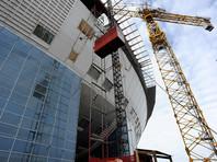 """Согласно контракту, подрядчик должен был завершить строительство """"Зенит-Арены"""" к сегодняшнему дню"""