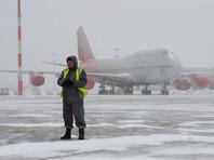 В аэропортах Москвы отменили более 40 рейсов